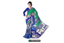 Download final Printed saree output